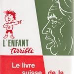 L'enfant terrible : couverture